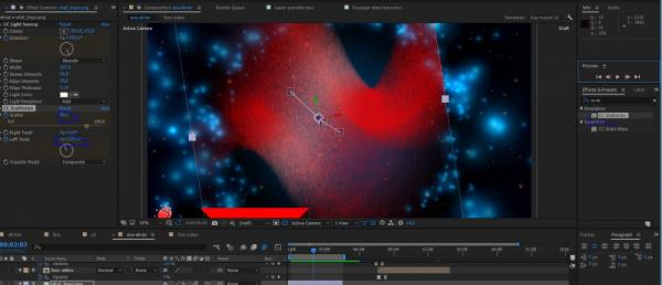 After effects cc scatterize ile logoya partikül efekti yapmak